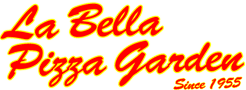 La Bella Pizza Logo